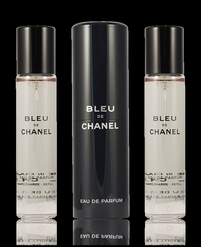 2fc5b840 Chanel Bleu de Chanel Eau de Parfum 3 x 20 ml