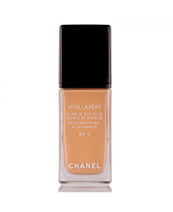 Chanel Vitalumiere Fluide Makeup Spf 15