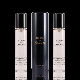 Chanel Bleu de Chanel Parfum 3 x 20 ml