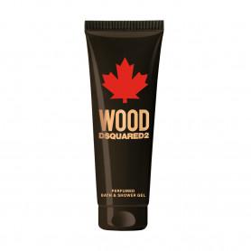 Dsquared² Wood Pour Homme Shower Gel 250 ml