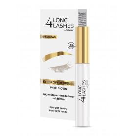 Long4Lashes Eye Care Eyebrow Designer with Biotin 8 ml
