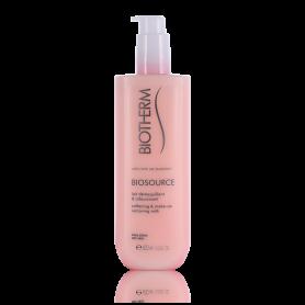 Biotherm Biosource Lait Adoucissante & Hydratante für trockene Haut 400 ml