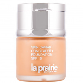 La Prairie Skin Caviar Concealer Foundation SPF 15 Golden Beige 30 ml
