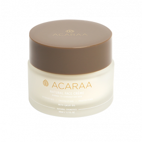 Acaraa Natural Face Creme Normal to Combination Skin 50 ml