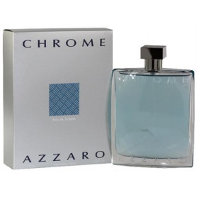 Azzaro Chrome Eau de Toilette EdT 200 ml