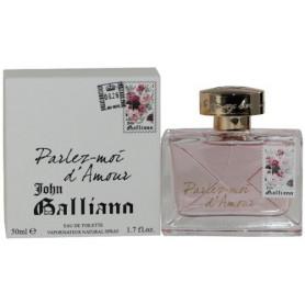 John Galliano Parlez Moi D Amour Eau de Toilette 50 ml