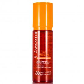Lancaster Sun Beauty Satin Sheen Oil Fast Tan Optimizer SPF 30 150 ml