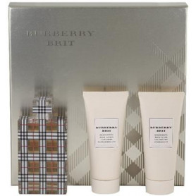 Burberry Brit For Women Damenset.
