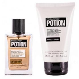 DSQUARED² Potion Eau de Toilette 50 ml Herrenset