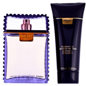 Versace Man EdT 100 ml Herrenset
