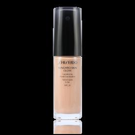 Shiseido Synchro Skin Glow Luminizing Fluid Foundation SPF20 Rose 5 30 ml