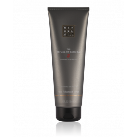 Rituals The Ritual Of Samurai Face Charcoal Scrub 125 ml