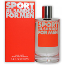 Jil Sander Sport For Men Eau de Toiltte EdT 100 ml OVP