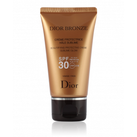 Dior Bronze Creme Protectrice Halle Sublime SPF 30 50 ml
