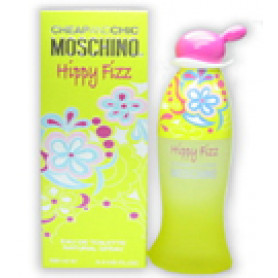 Moschino Hippy Fizz Eau de Toilette Spray 50 ml