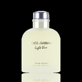 Dolce & Gabbana D&G Light Blue Pour Homme Eau de Toilette 75 ml