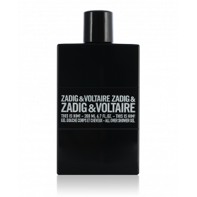 Zadig & Voltaire This is Him! Shower Gel 200 ml