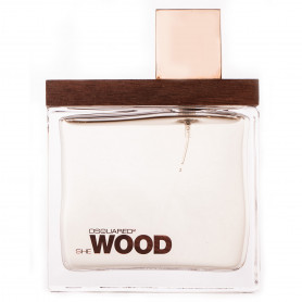 DSQUARED² SHE WOOD Eau de Parfum EdP 100 ml
