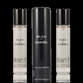 Chanel Bleu de Chanel Eau de Parfum 3 x 20 ml