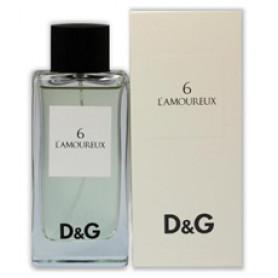 Dolce & Gabbana L` Amoureux 6 EdT 100 ml