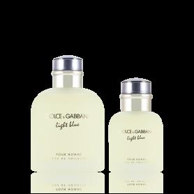 Dolce & Gabbana Light Blue Pour Homme Eau de Toilette 125 ml + EdT 40 ml Set