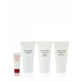Shiseido Men Simple Start for Hydrated skin 4-teilig Set