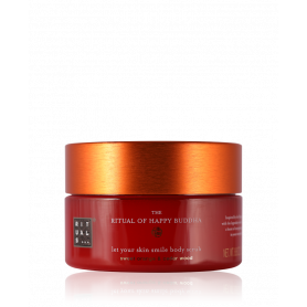 Rituals The Ritual of Happy Buddha Let Your Skin Smile Body Scrub 250 g