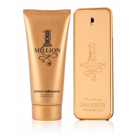 Paco Rabanne 1 Million Eau de Toilette 100 ml+ SG 100 ml Set