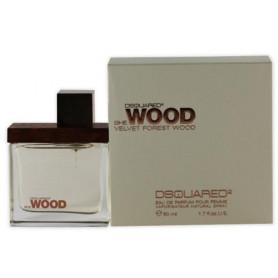 DSQUARED² SHE WOOD Velvet Forest Wood EdP 50 ml
