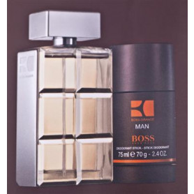 Hugo Boss Boss Orange Man (EdT 100 ml+Deo 75 ml) Herrenset