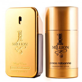 Paco Rabanne 1 Million (EdT 50 ml+Deo 75 ml) Set