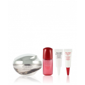 Shiseido Bio-Performance Glow Revival Cream 50 ml 4-teilig Set