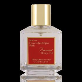 Maison Francis Kurkdjian Baccarat Rouge 540 Body Oil 70 ml