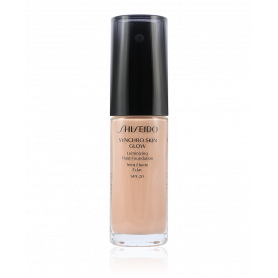 Shiseido Synchro Skin Glow Luminizing Fluid Foundation SPF20 Rose 4 30 ml