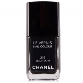 Chanel Le Vernis Nagellack Nr.219 Black Satin 13 ml