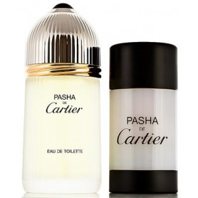Cartier Pasha de Cartier Eau de Toilette 100 ml Set