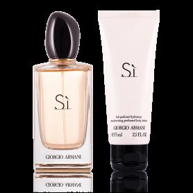 Giorgio Armani Si Eau de Parfum 100 ml + BL 75 ml Set