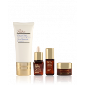 Este Lauder S.O.S. Skincare Repair+Glow Essentials Set