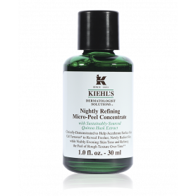 Kiehl's Dermatologist Solutions Nightly Refining Micro-Peel Concentrate 30 ml