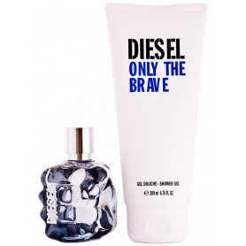 Diesel only the brave EdT 50 ml SET