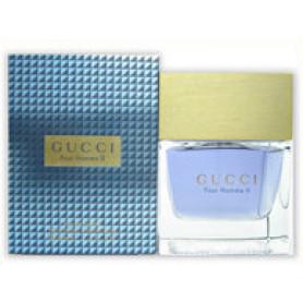Gucci Pour Homme 2 Eau de Toilette EdT 50 ml OVP