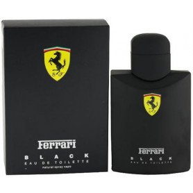 Ferrari Black Eau de Toilette EdT 75 ml