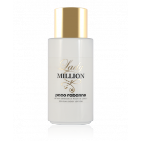 Paco Rabanne Lady Million Body Lotion 150 ml