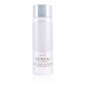 Kanebo Sensai Silky Purifying Gentle Make-up Remover for Eye and Lip 100 ml