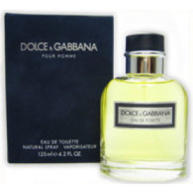 Dolce & Gabbana Pour Homme D&G Eau de Toilette 125 ml