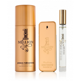 Paco Rabanne 1 Million (EdT 50 ml+Deospray 150 ml) Set