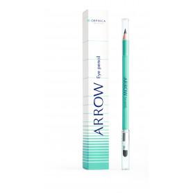 Orphica Arrow Eye Pencil Black 1 st