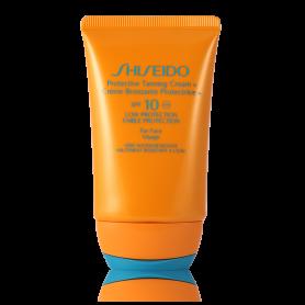 Shiseido Protective Tanning Cream SPF 10 50 ml