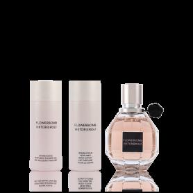 Viktor & Rolf Flowerbomb Eau de Parfum 50 ml + SG 50 ml + BL 50 ml Set