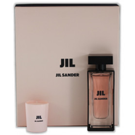 Jil Sander JIL 50 ml EdP Eau de Parfum + Duftkerze